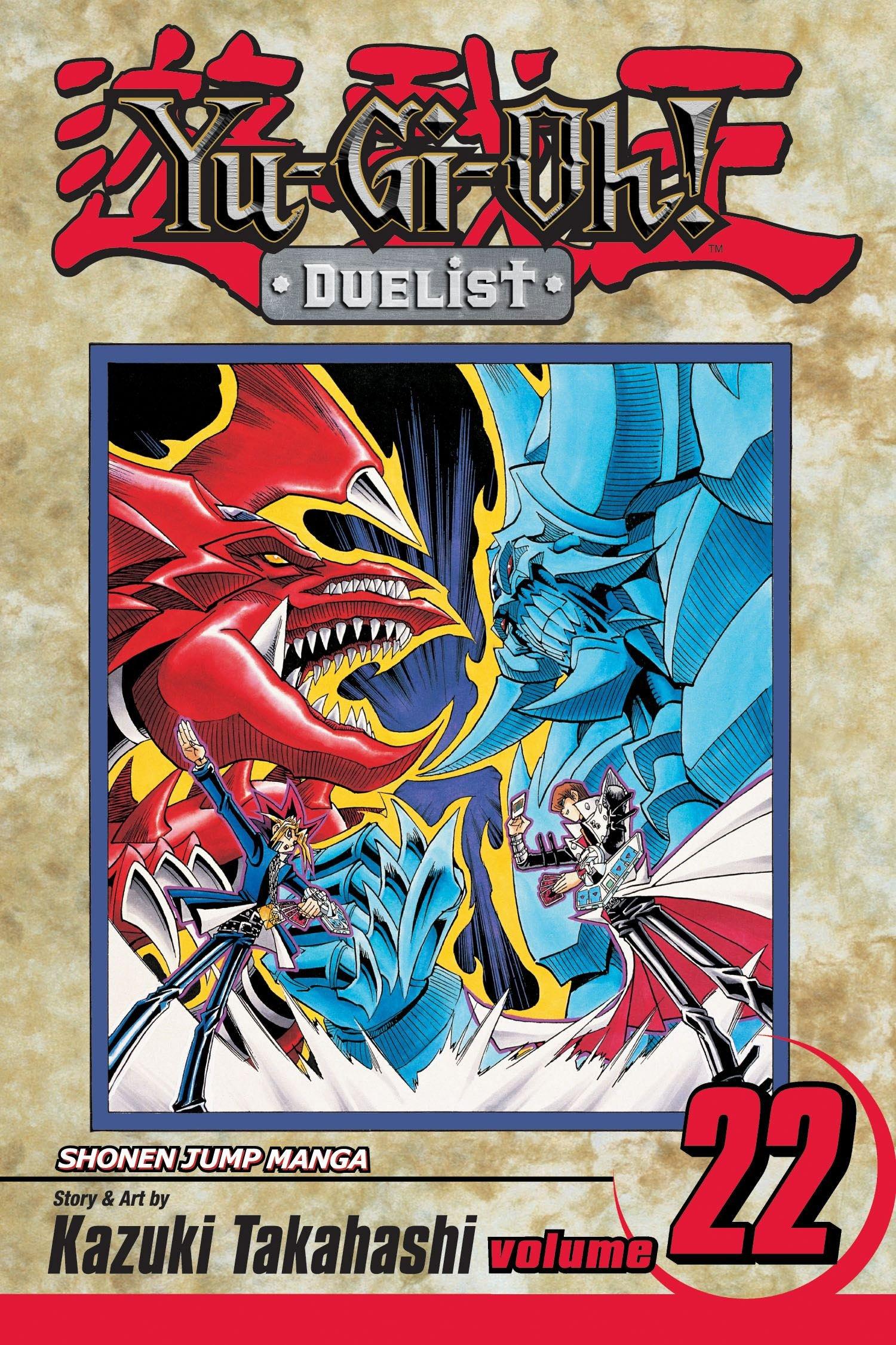 Yu-Gi-Oh! Duelist, Vol. 22: Slifer vs. Obelisk pdf