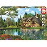 Educa - Puzzle con diseño la casa del lago, 2000 piezas (16774)