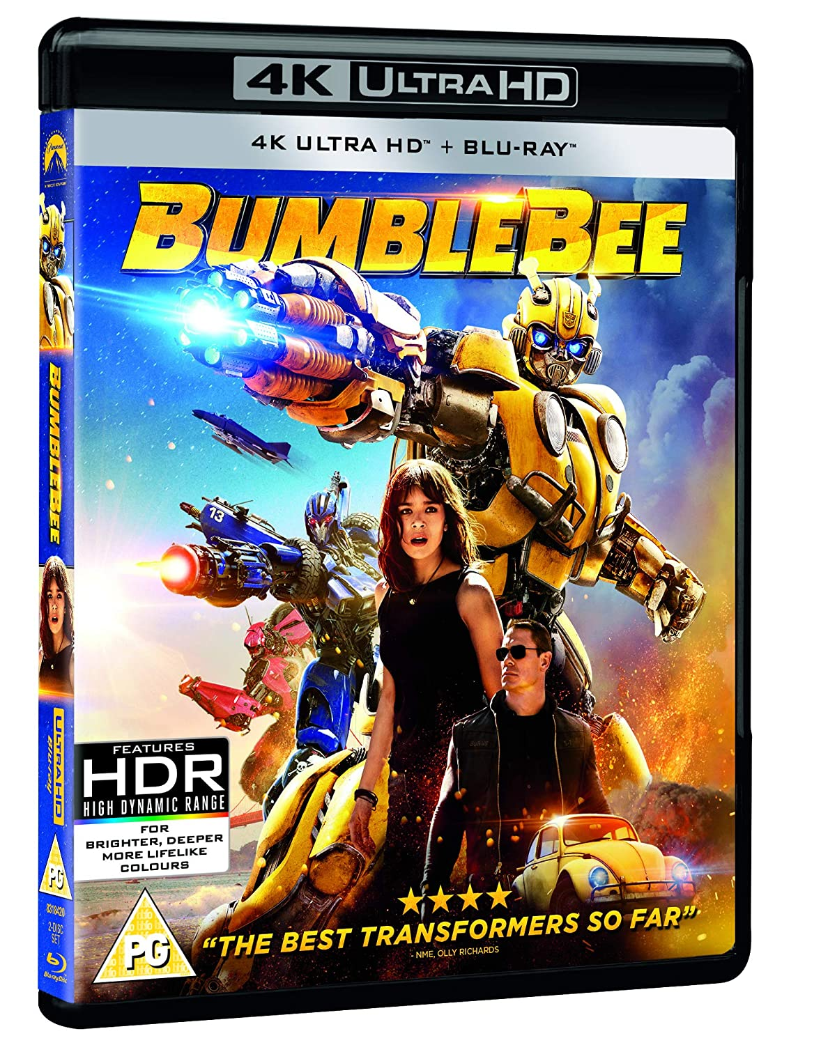Image result for bumblebee 4k