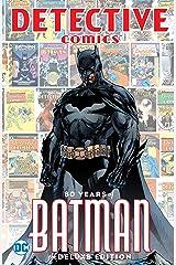 Detective Comics: 80 Years of Batman Deluxe Edition (Detective Comics (1937-2011)) Kindle Edition