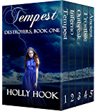 The Destroyers Box Set (5 Young Adult Paranormal Reads)