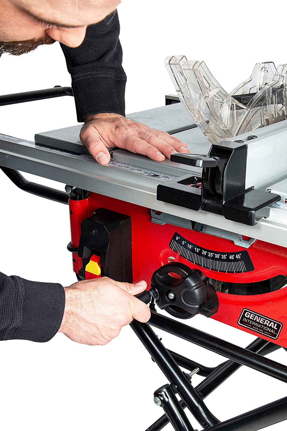 General International TS4004 Table Saws product image 9