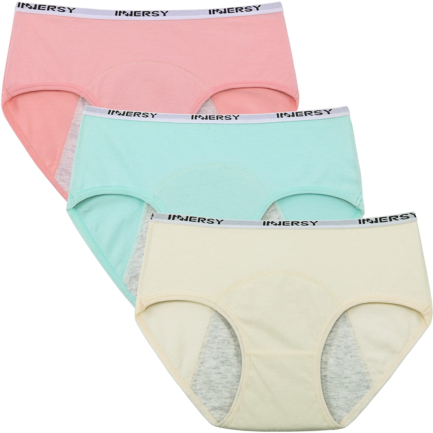 4 ladies ex store Brazilian briefs for just £5.00