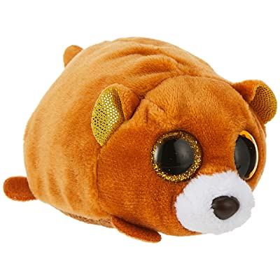 TY Beanie Boos - Teeny Tys Stackable Plush - WINDSOR the Bear (4 inch): Toys & Games
