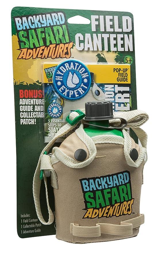 Best Survival Canteen : Backyard Safari Field Canteen