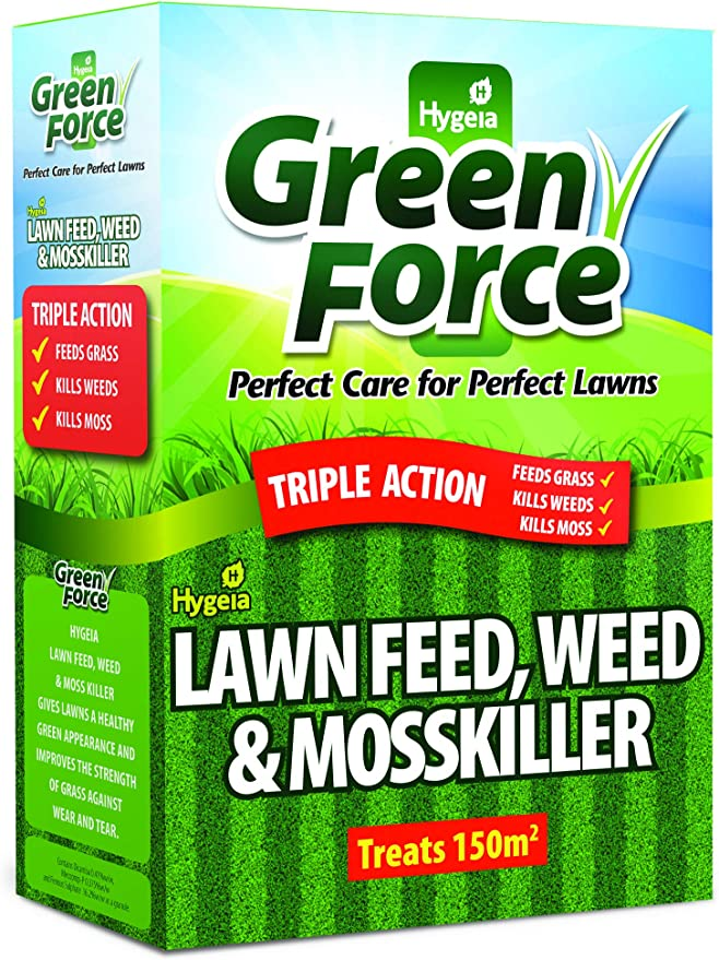 Greenforce P21028A Fertilizer Weed Moss Killer - Budget-Friendly Pick