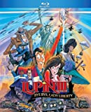 Lupin The 3rd: Bye Bye Lady Liberty [Blu-ray]