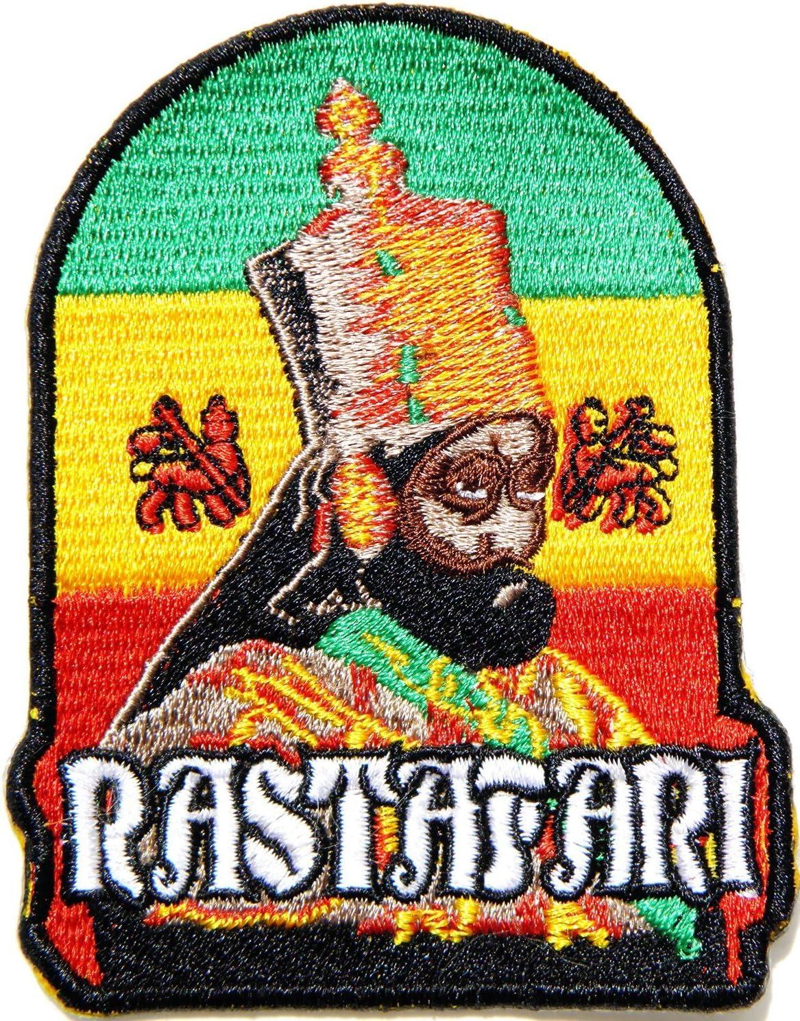 JAH el León de judá chaqueta Rasta Rastasafari Jamaica Reggae ...