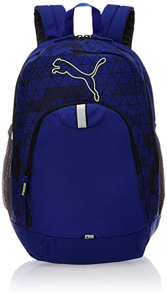 d0b60b84930 Puma Sodalite Blue Casual Backpack (7339202)  Amazon.in  Bags, Wallets    Luggage
