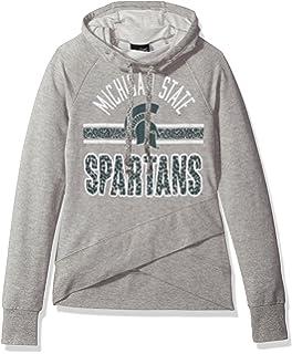 NCAA by Outerstuff NCAA Girls 7-16 My City Long sleeve Boatneck Pullover Sweatshirt