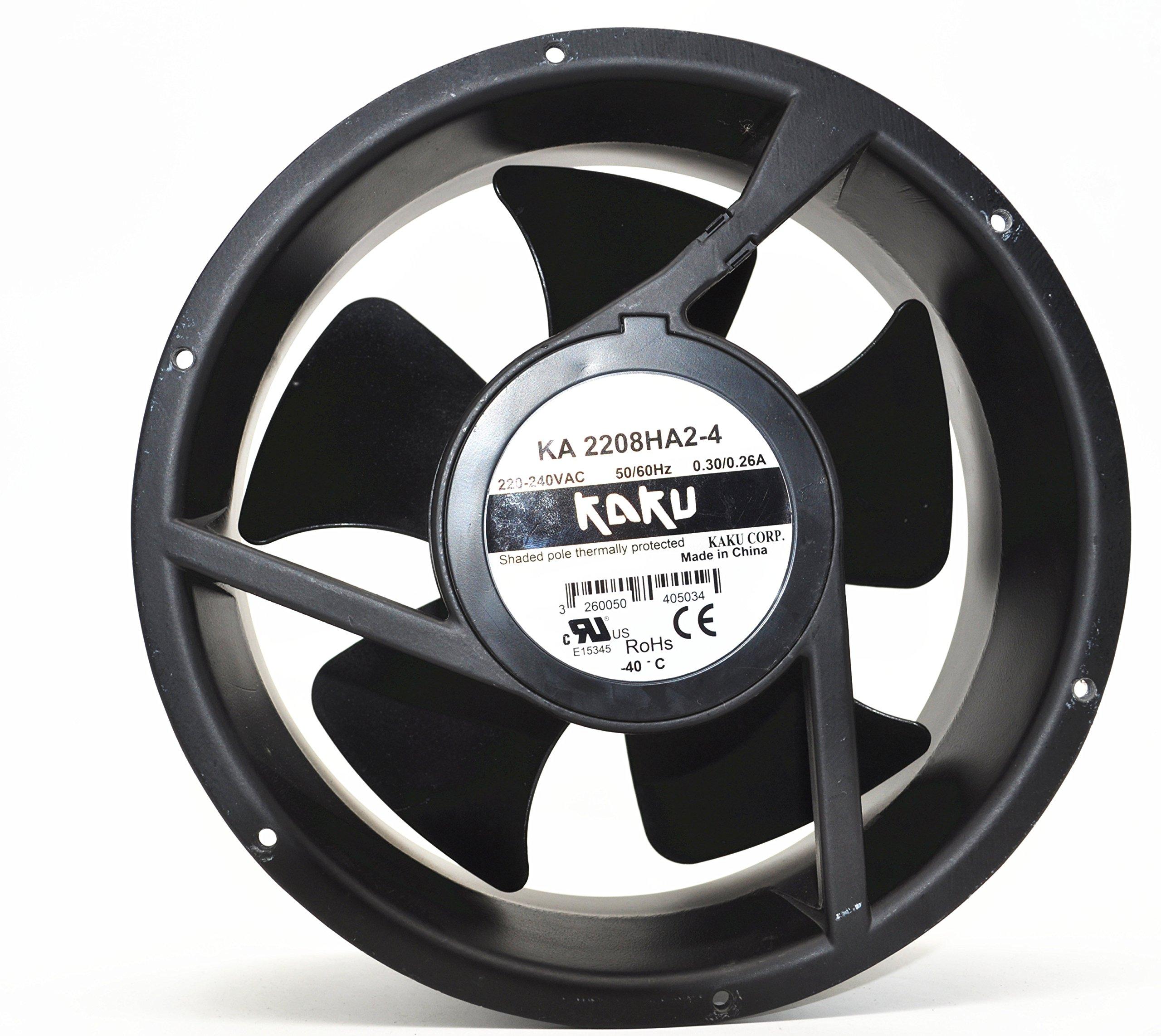 kaku KA2208HA2-4 Ball AC220V 22280mm cooling fan by kakuu (Image #1)