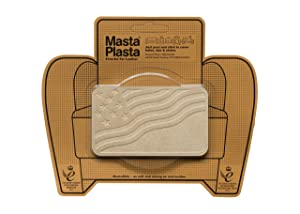 MastaPlasta Self-Adhesive Patch for Leather and Vinyl Repair, U.S. Flag, Suede Beige - 4 x 2.4 Inch