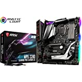 MSI MPG Z390 Gaming PRO Carbon AC LGA1151 (Intel 8th and 9th Gen) M.2 USB 3.1 Gen 2 DDR4 HDMI DP Wi-Fi SLI CFX ATX Z390 Gaming Motherboard Motherboard at amazon
