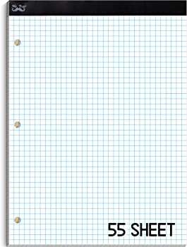 Mr Pen Blueprint Drafting Graph Paper