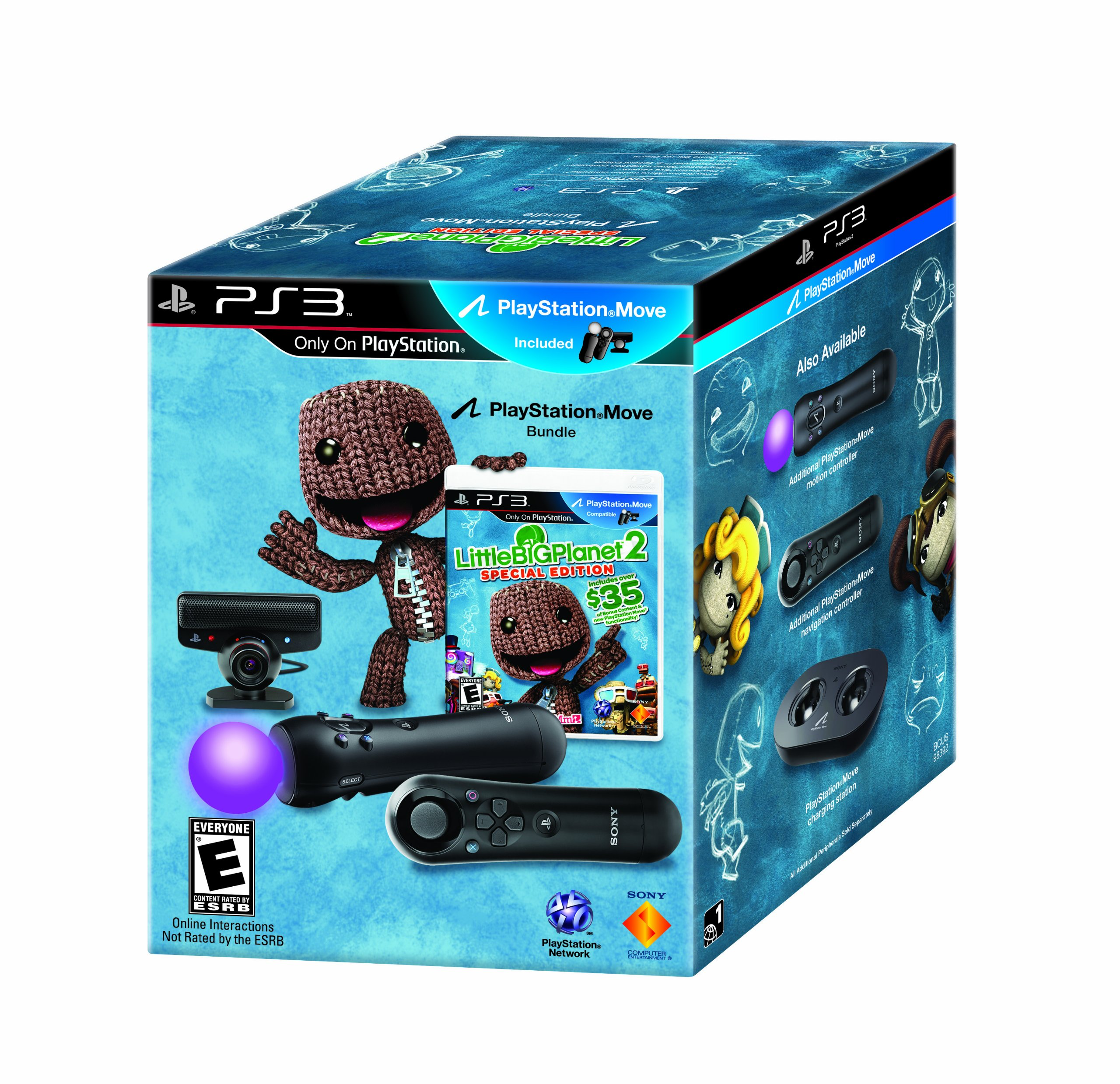 LittleBigPlanet 2 Special Edition Move Bundle - Playstation 3 by Sony (Image #12)