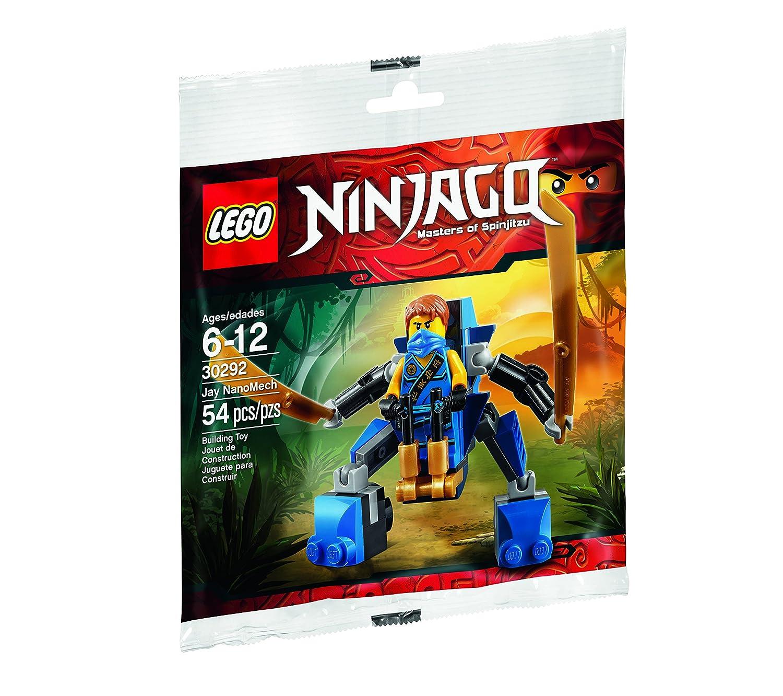 MechAmazon 30292 Nano es Jayžs Polybag New Lego Ninjago WordBCxe