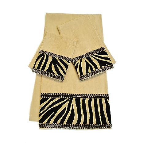 Amazon.com: Jerez Kline Zuma adornado decorativo 3 piezas ...