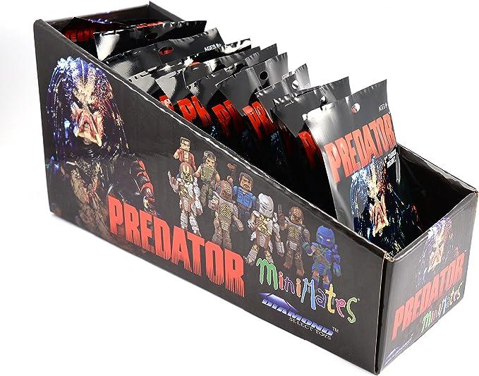Predator Minimates Series 1 Counter Dump Wounded City Hunter Predator