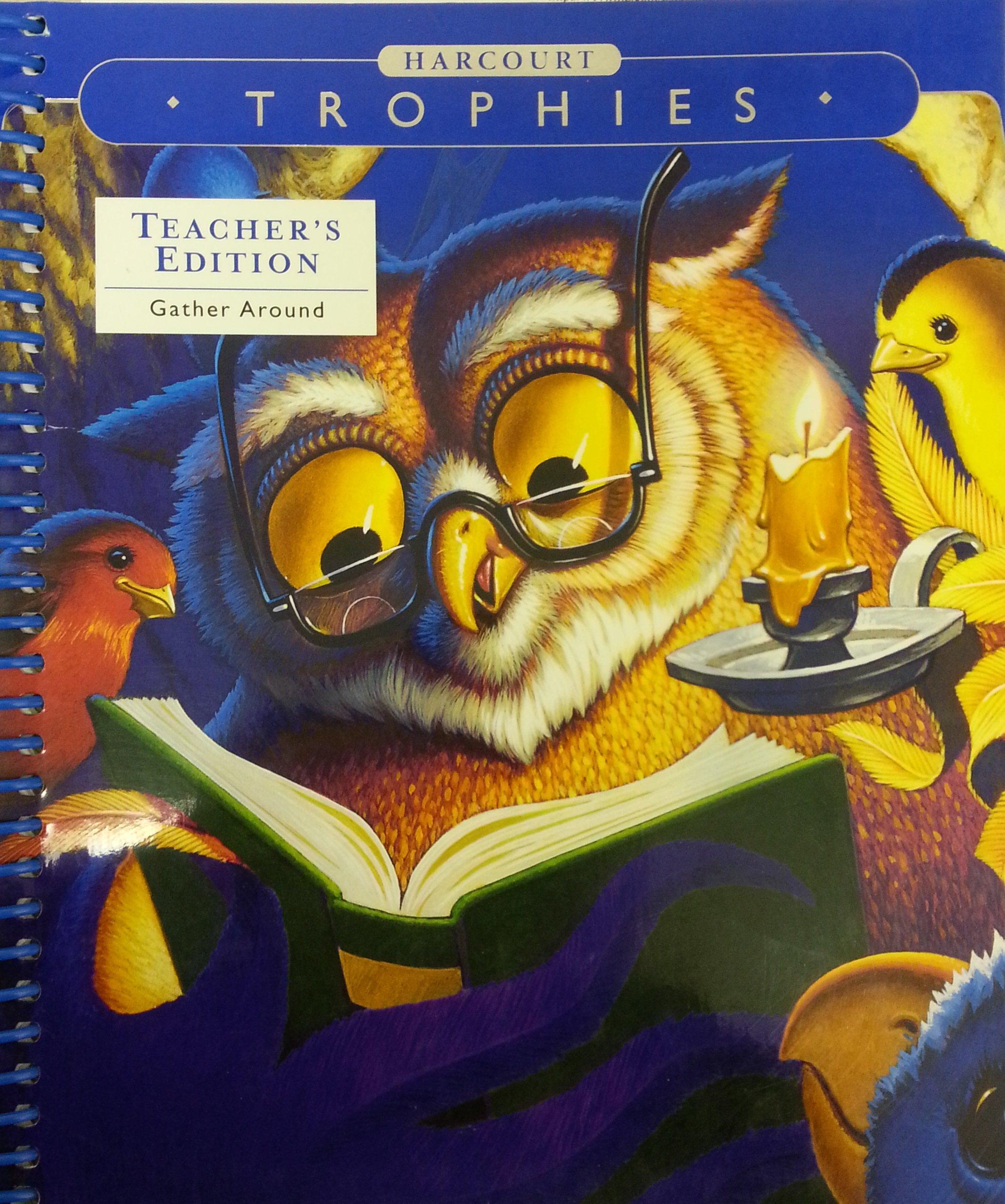 Harcourt Trophies, Grade 1-5, Gather Around- Going Places, Teacher's Edition pdf epub
