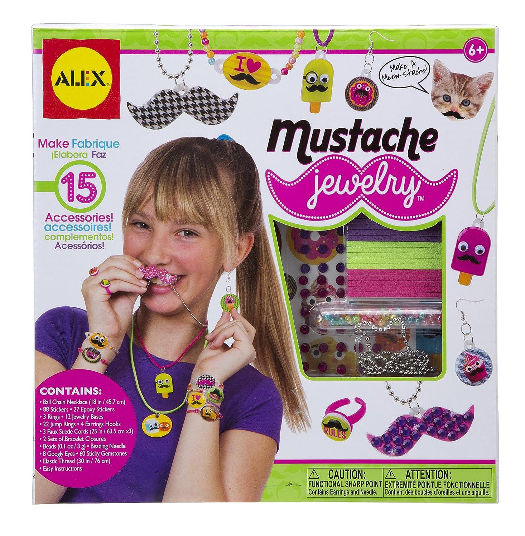 ALEX Toys Do-it-Yourself Wear Mustache Kit 1733