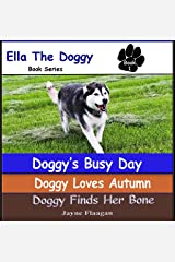3-Pack Ella the Doggy book series