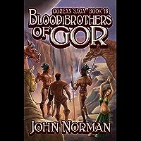Blood Brothers of Gor (Gorean Saga Book 18) (English Edition)