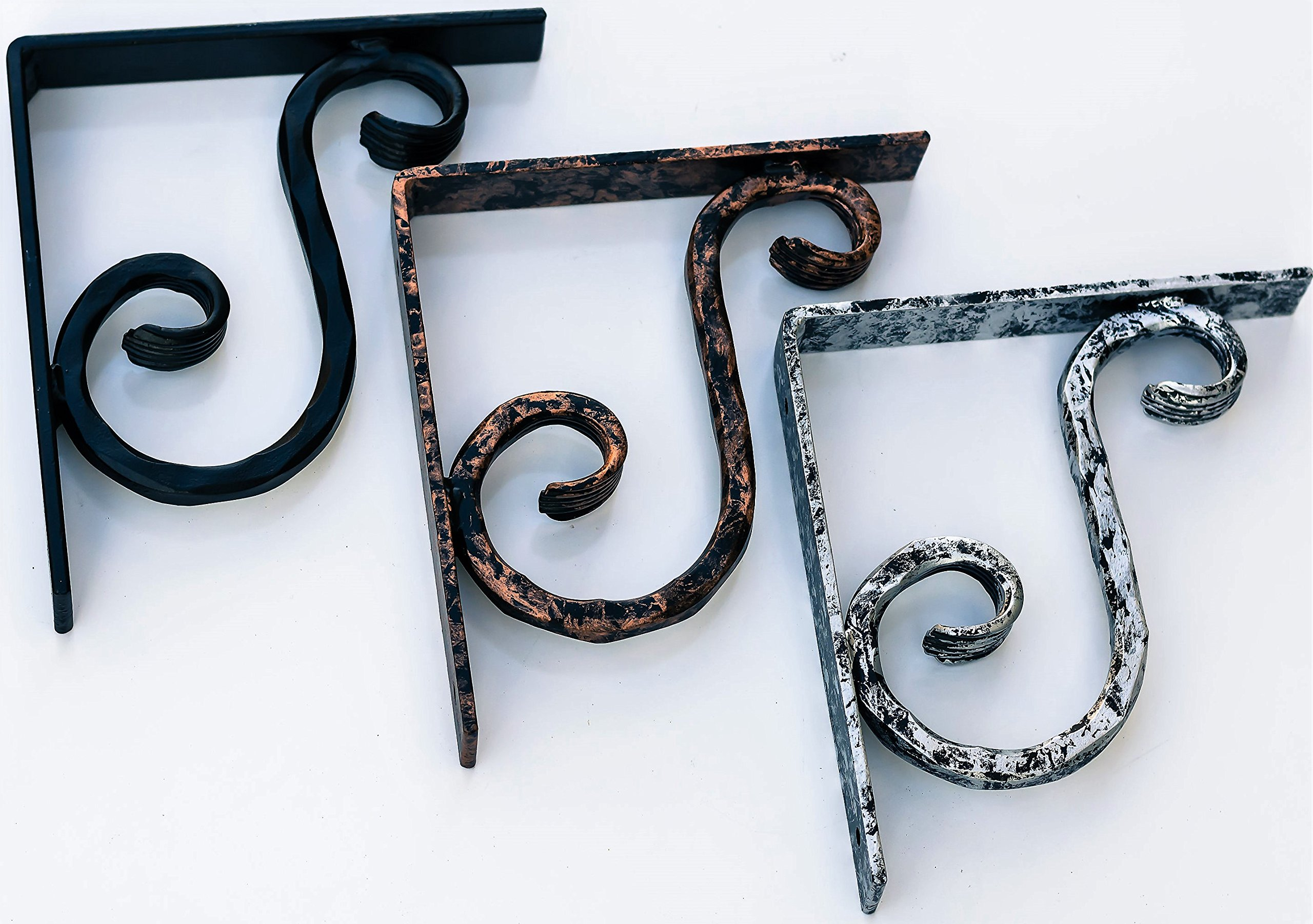 Premiere Decorative Corbels Small Black S Metal Corbel 1pc Decorative Wrought Iron Corbel Countertop Support Corbel Brackets Corbels Decorative Corbel Brackets Countertop Brackets Buy Online In