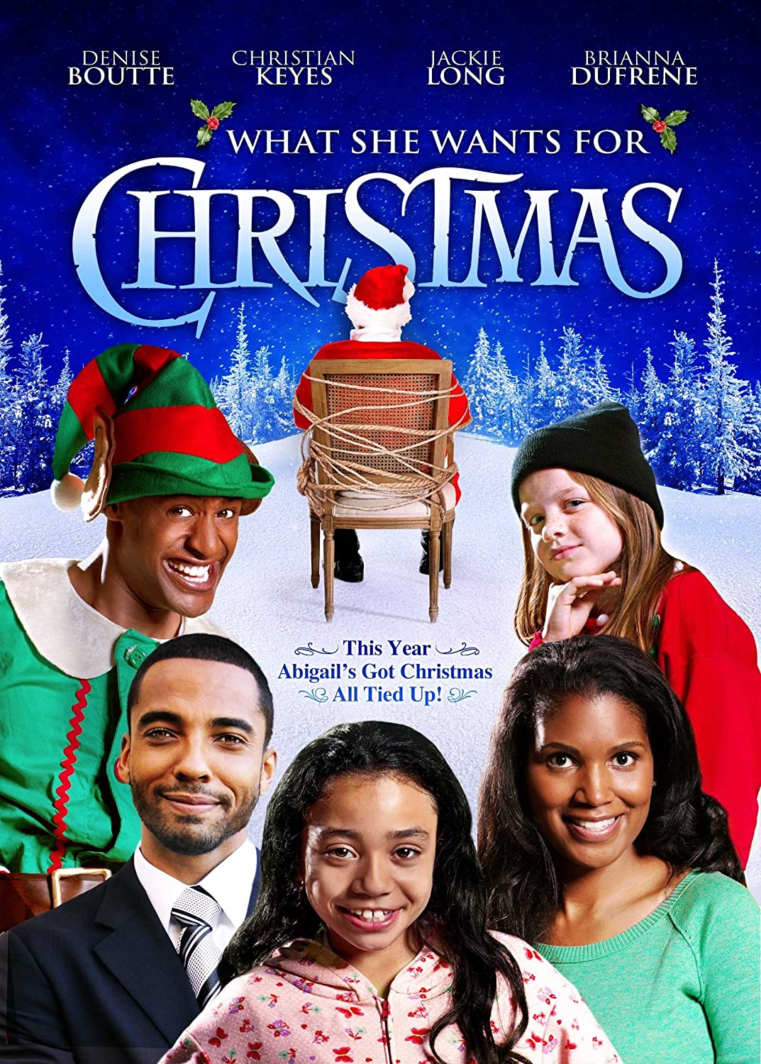 Amazon.com: What She Wants for Christmas: Denise Boutte, Christian ...