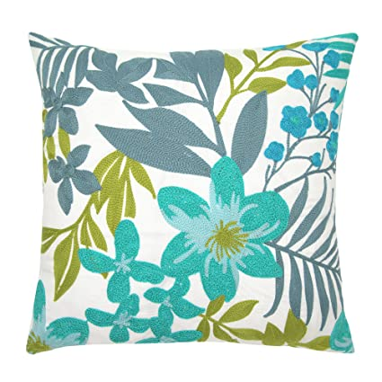 Amazon Lush Decor Lush Décor Debora Decorative Pillow 40 X 40 Unique Lush Decor Throw Pillows