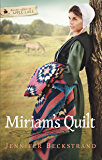 Miriam's Quilt (Forever After in Apple Lake Book 3)