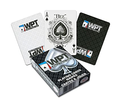 Amazon.com: Marca World Poker Tour Cubierta de Tarjetas ...
