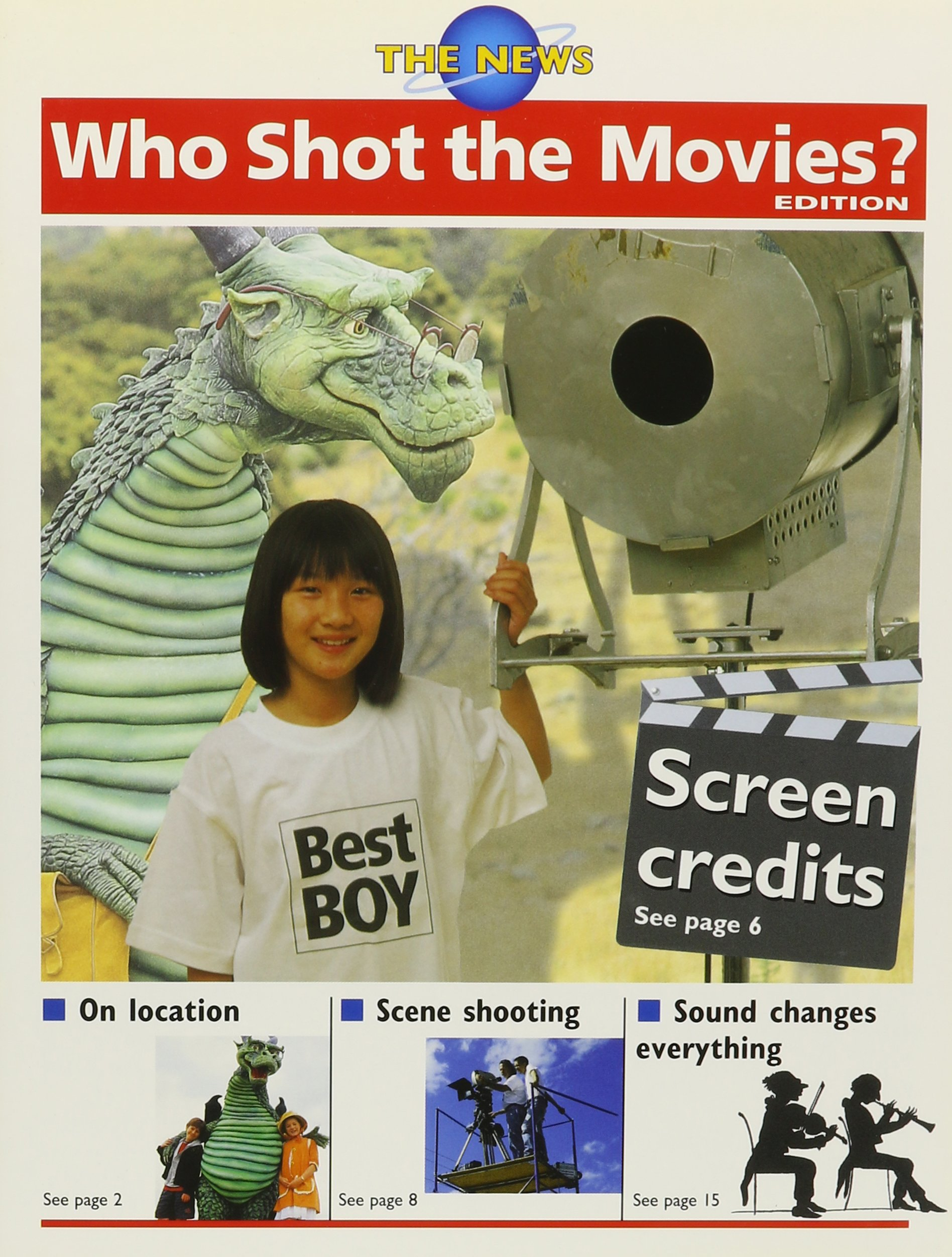 Who Shot the Movies (The News) (4 Pack) PDF
