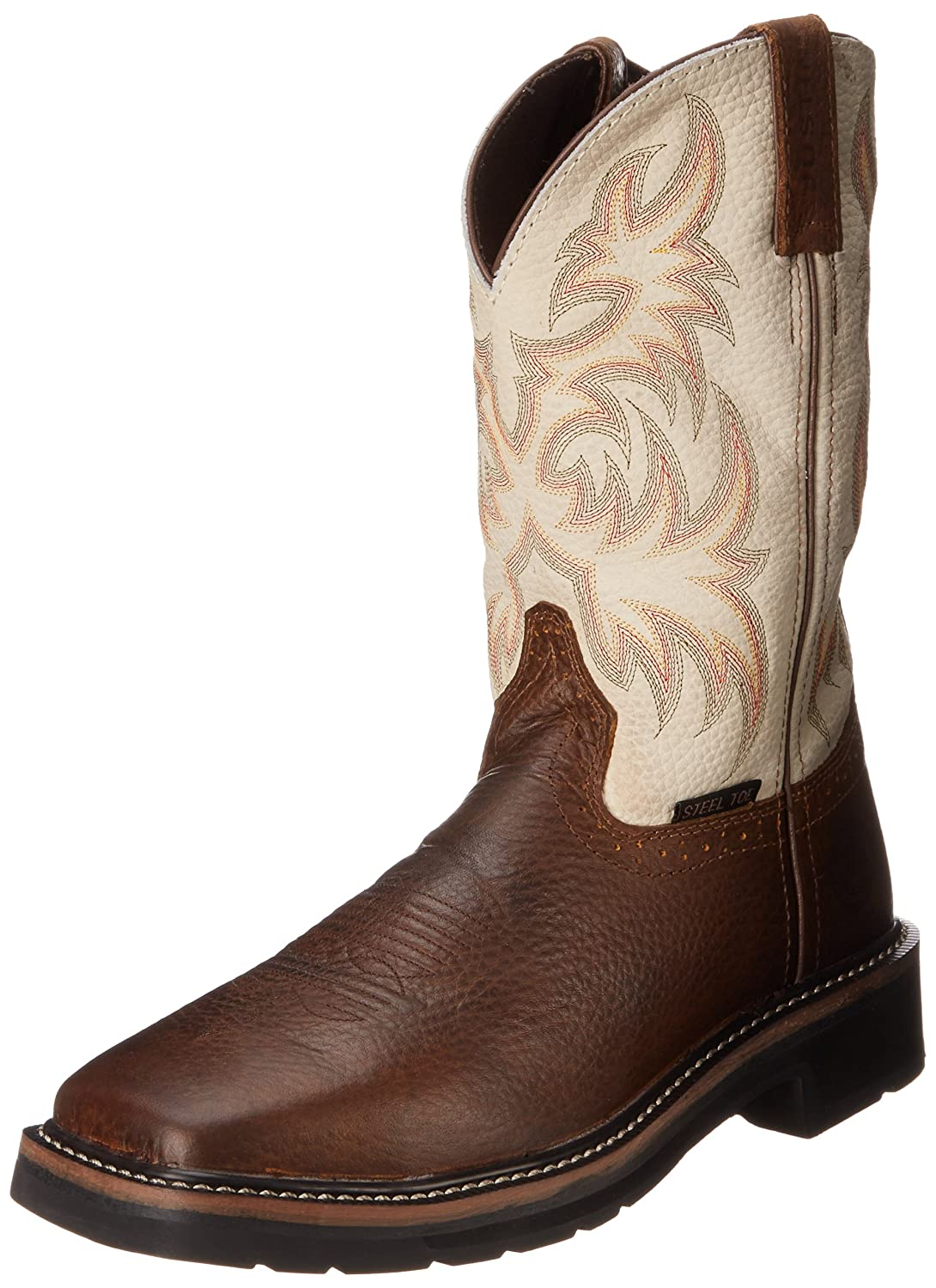 539c6cde094 Justin Original Work Boots Men's Stampede Boot