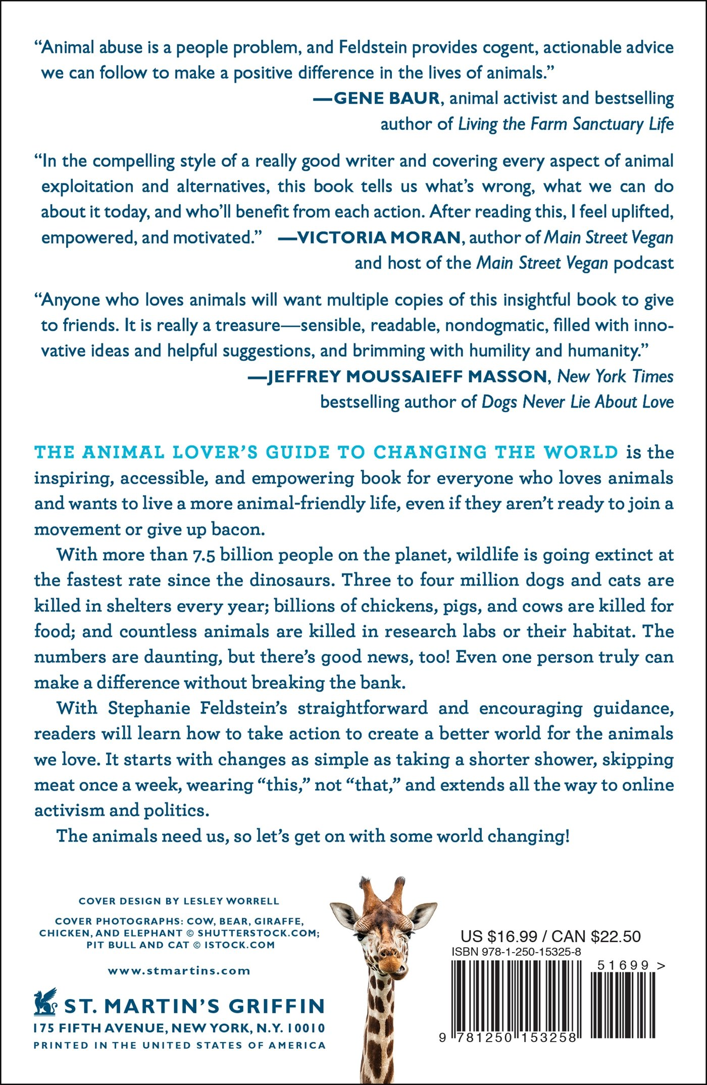 The Animal Lover\'s Guide to Changing the World: Practical Advice and ...