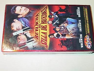 Amazon.com: Revancha Del Silla De Ruedas [VHS]: Marco A. Orozco ...