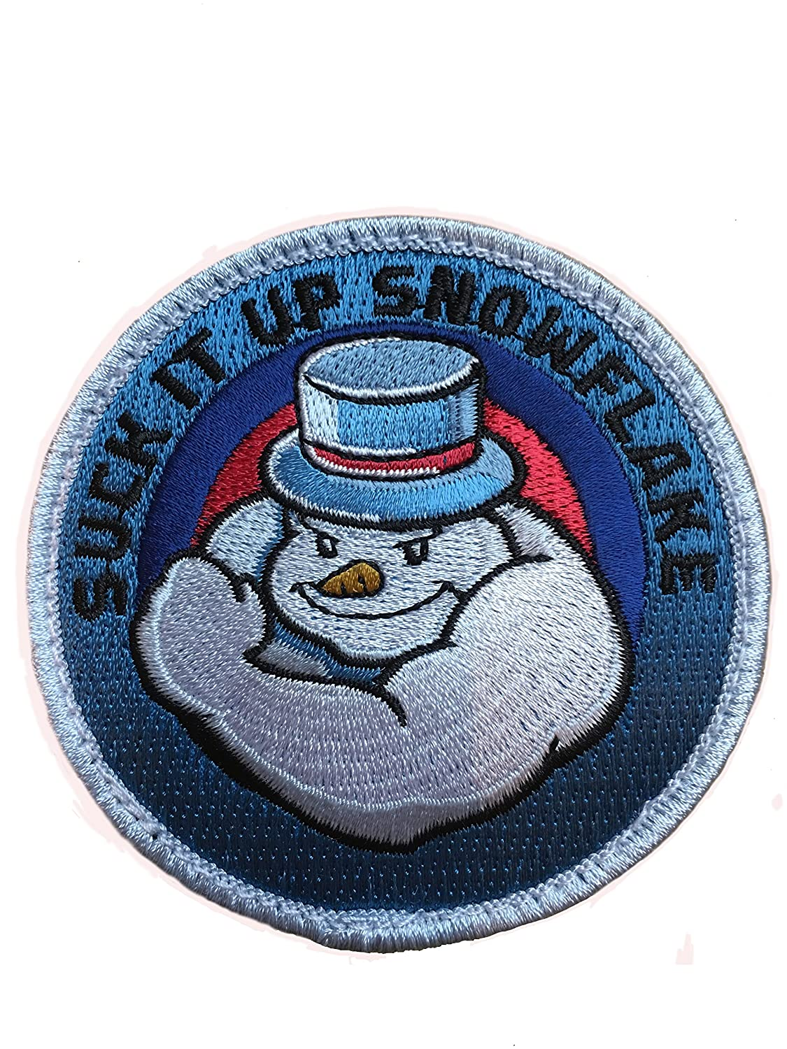 Suck It up Snowflake - Embroidered Morale Patch F-Bomb Morale Gear 4337020736