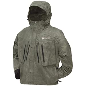 Frogg Toggs Tek Toad Wading Jacket