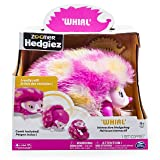 Zoomer 6031225 Hedgiez, Whirl, Interactive Hedgehog with Lights, Sounds and Sensors, by Spin