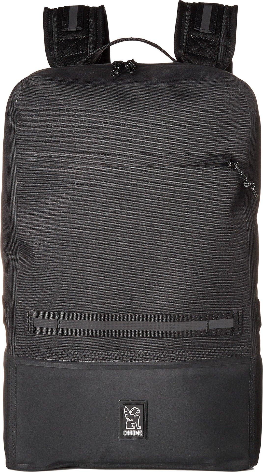 Chrome BG-224-BKBK Black 18L Urban Ex Daypack Backpack