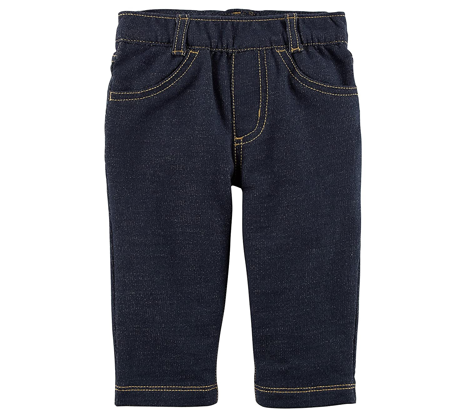 Carters Baby Boys Faux Denim Jeans