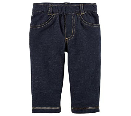 329a0512a Amazon.com  Carter s Baby Boys  Faux Denim Jeans  Clothing
