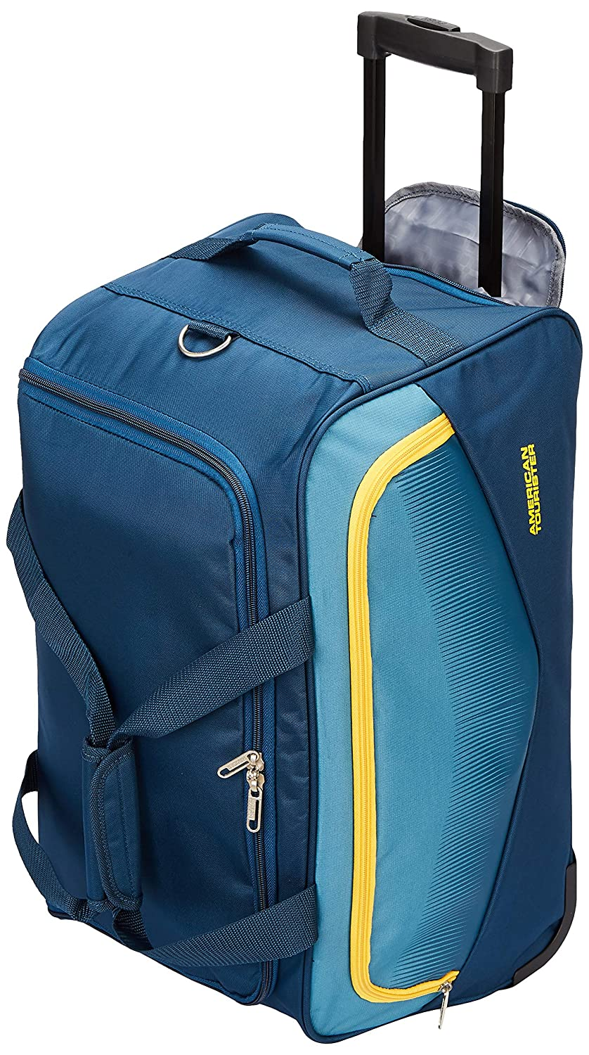 American Tourister Ohio Polyester 55 cms Blue Travel Duffle