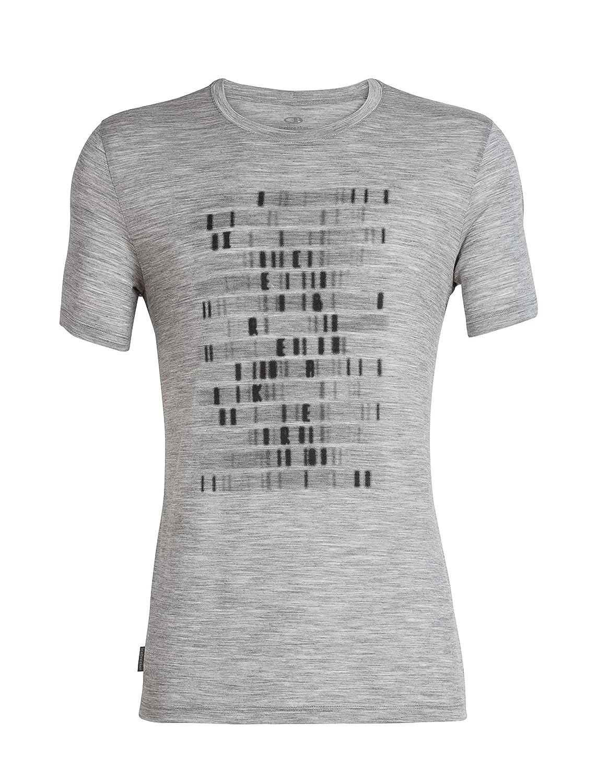 Icebreaker Tech Lite SS Crewe Sequence T T-Shirt Homme