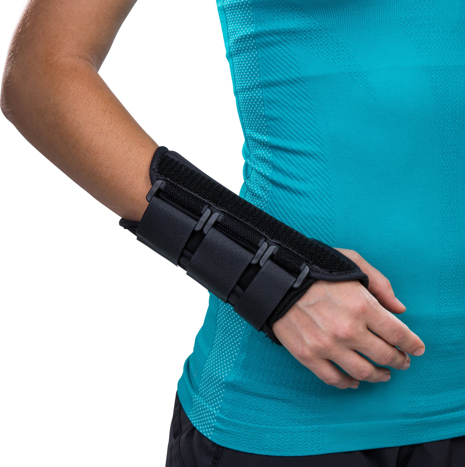 DJ Orthodics ProCare ComfortFORM Wrist Support Brace: Right Hand, X-Small by DonJoy (Image #4)