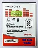 Intex 1800mAh Battery for Intex Aqua Life 3