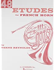 Forty Eight Etudes for French Horn