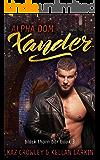 Alpha Dom: Xander: M/M Non-Shifter Mpreg Romance (Black Thorn Bar Book 3)