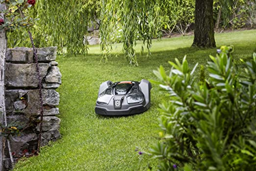 Amazon.com: Cortador de pasto Husqvarna 967623405 Automower ...