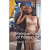 Consequences of Passion: A sensual pregnancy romance (Locketts of Tuxedo Park Book 1)