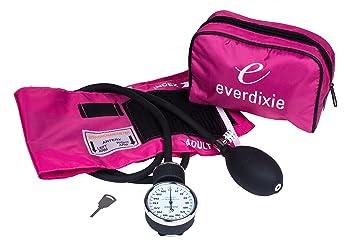 Amazon.com: Juego de tensiómetro Dixie EMS rosa ...